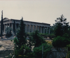 Temple of Hephaetus