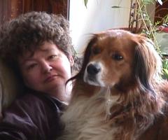 Buck the lap dog