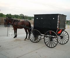 Amish SUV