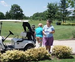Golf Course, Ohio 2008.