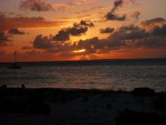 Sunset, April 17th 2012