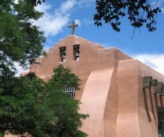 Chapel, Santa Fe