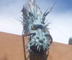 Public art, Santa Fe, New Mexico