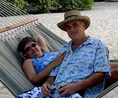 Hammock on Grand Cayman