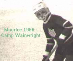 Maurice Skating