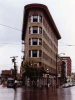 Gastown building